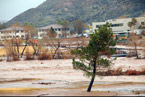 St George Utah Flood 2010 - JP Excavating