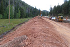 Cedar City Runaway Truck Ramp - JP Excavating