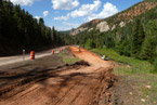 Cedar Runaway Truck Ramp - JP Excavating