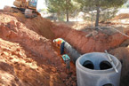 Industrial Drainage Improvements - JP Excavating