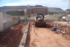 Justice Center - JP Excavating