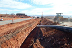 Red Hills Pipeline - JP Excavating
