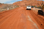 Snow Canyon Entrance Road - JP Excavating