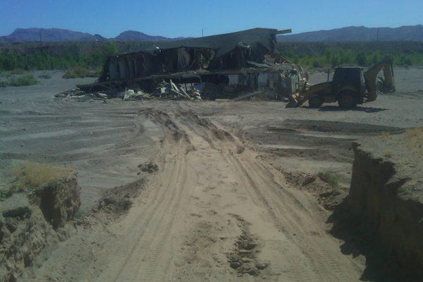 Mohave North Prior Demolition