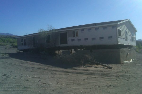 Mohave North Prior Demolition